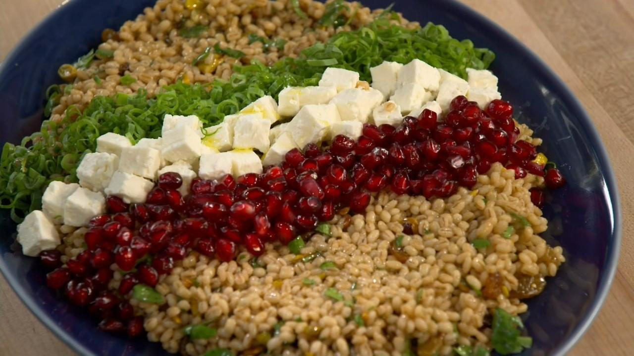 S18 E18: Vibrant Mediterranean Cooking