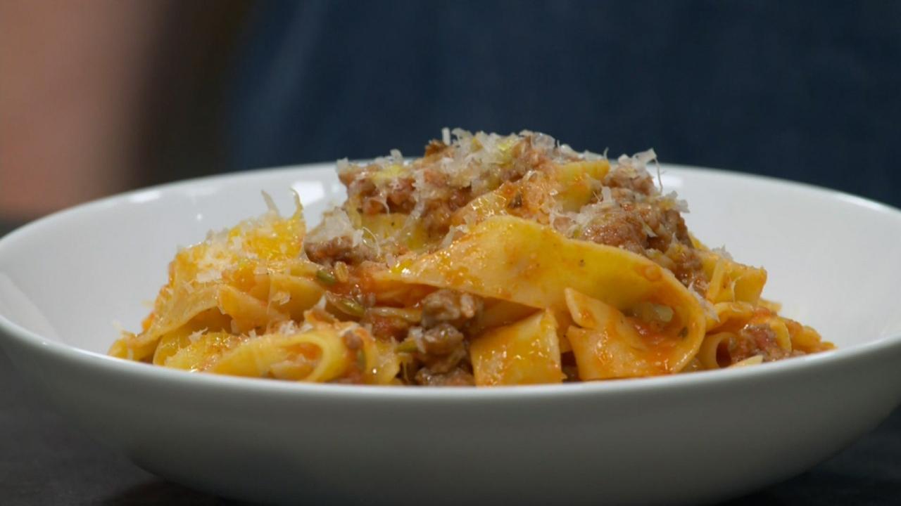 S10 E13: The Italian-American Kitchen