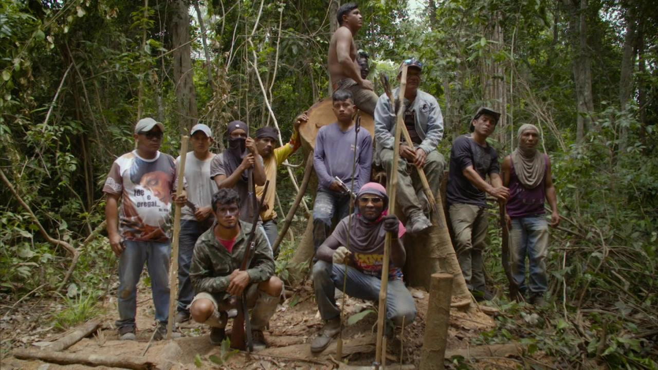Building a Future: Forest Guardians Protect Their Land in Brazil