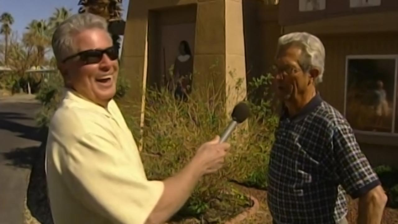 Palm Springs with Huell Howser: Blue Skies Trailer Park