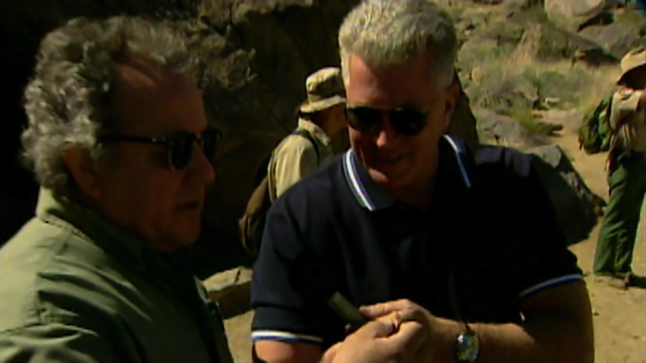 Palm Springs with Huell Howser: Tahquitz Canyon Update