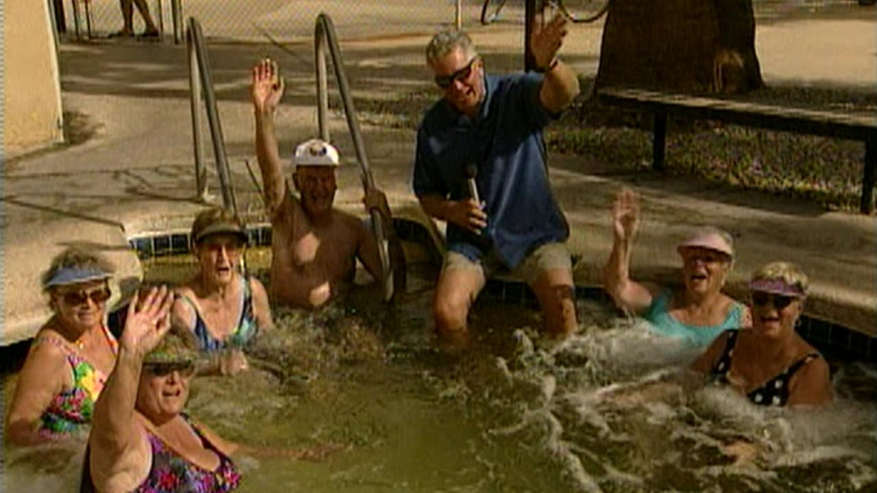 Palm Springs with Huell Howser: Fountain of Youth