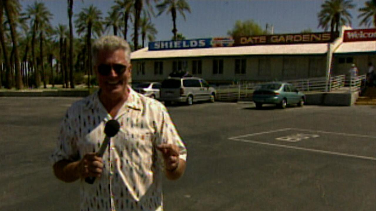 Palm Springs with Huell Howser: Dates