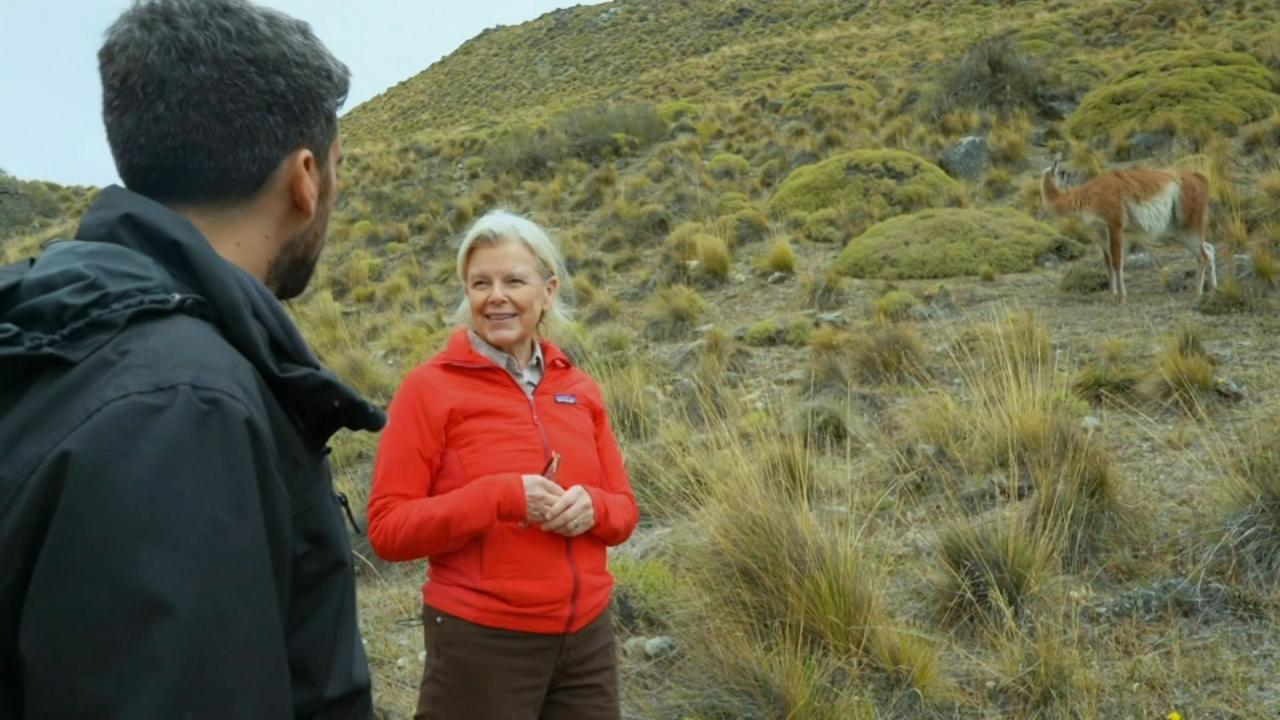 S1 E17: Rewilding Patagonia