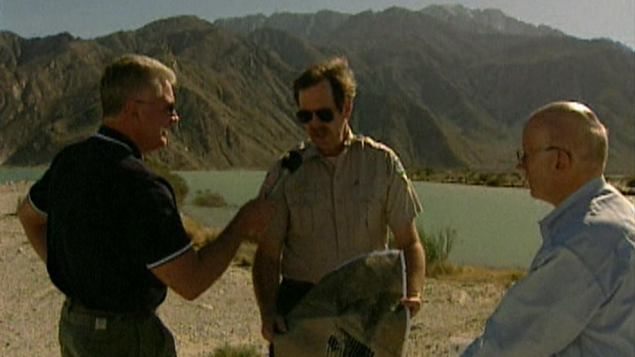 Palm Springs with Huell Howser: White Water