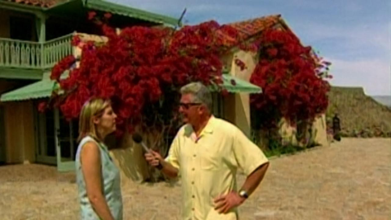 Palm Springs with Huell Howser: O'donnell House