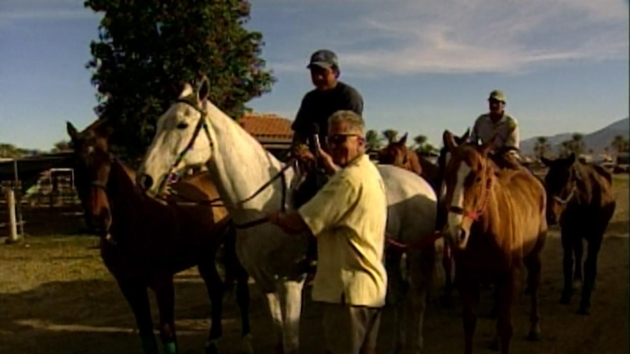 Palm Springs with Huell Howser: Polo