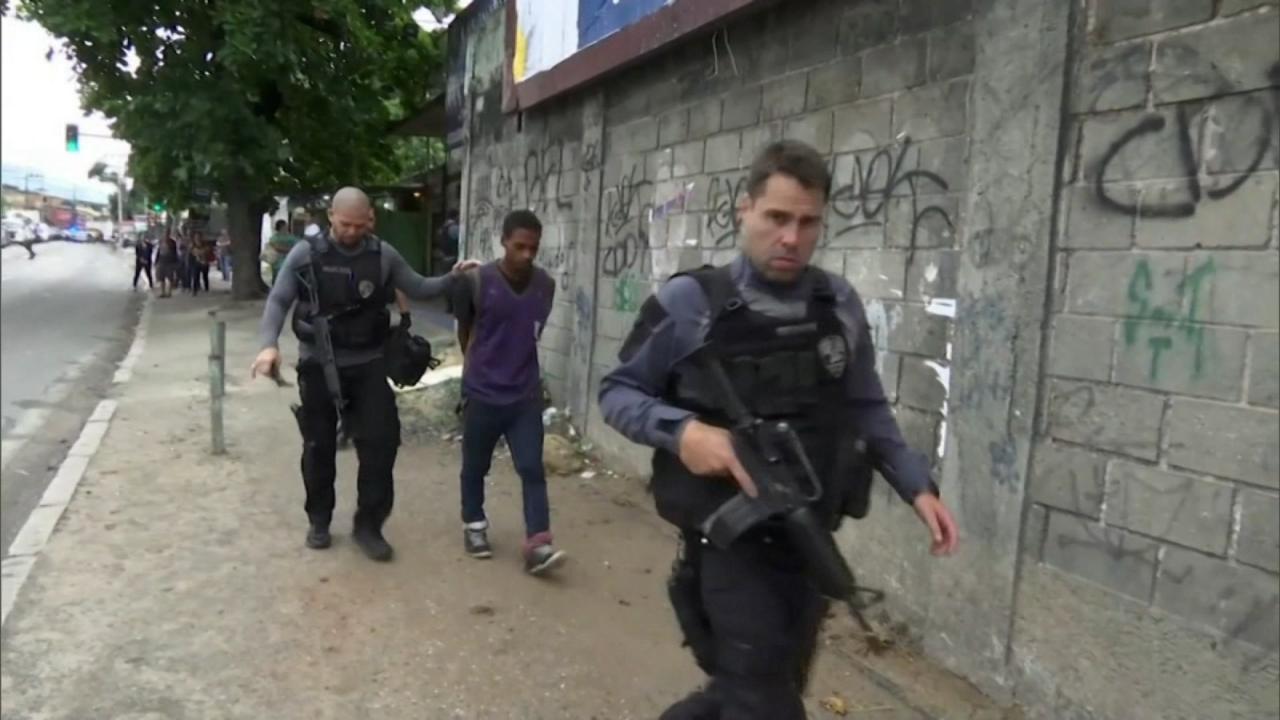 S1 E28: The Battle for Rio