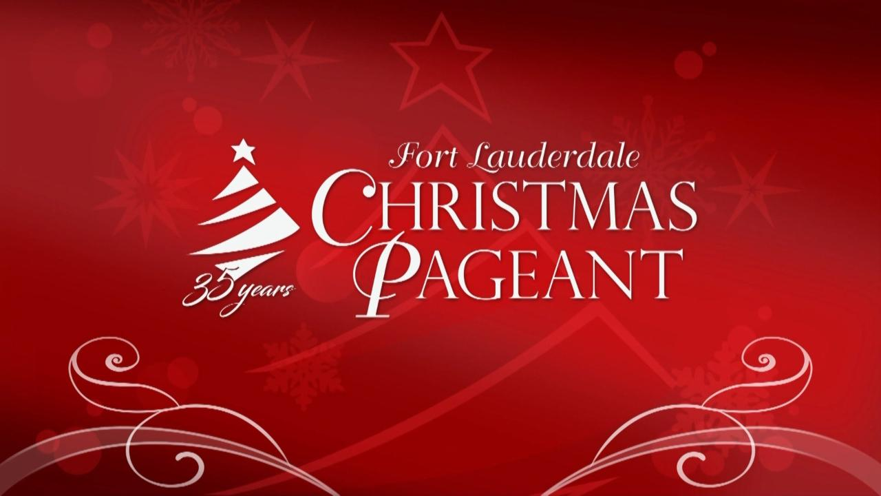 35th Annual Fort Lauderdale Christmas Pageant