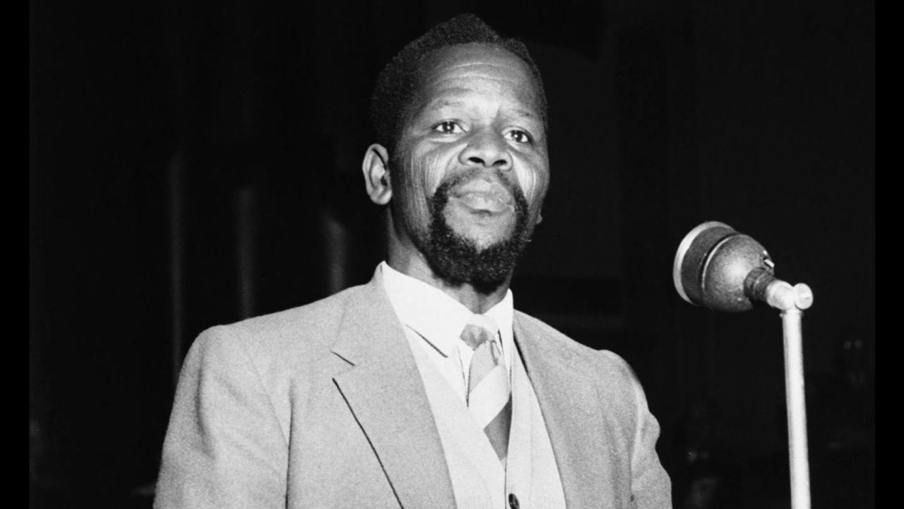 Link Voices: Oliver Tambo - Have you Heard from Johannesburg?