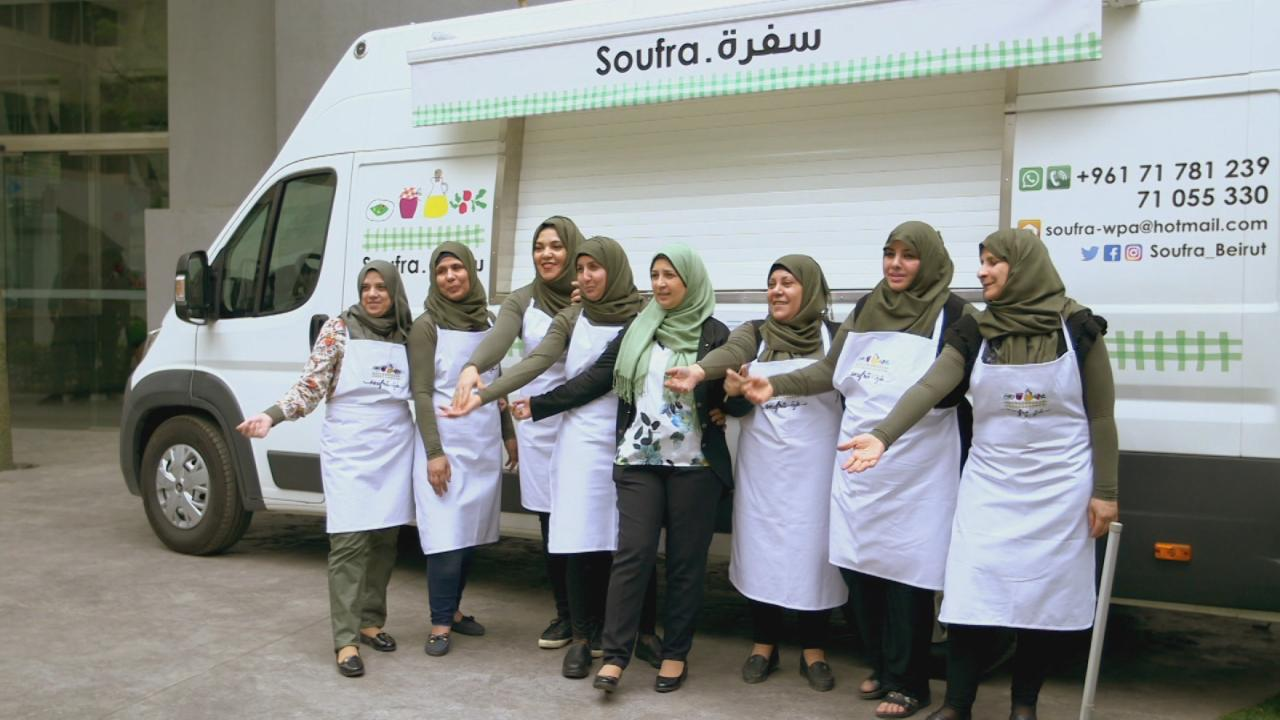 Link Voices: Soufra