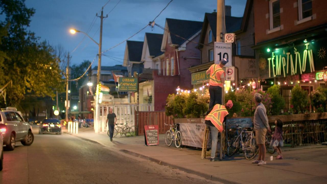 Life-Sized City: Toronto