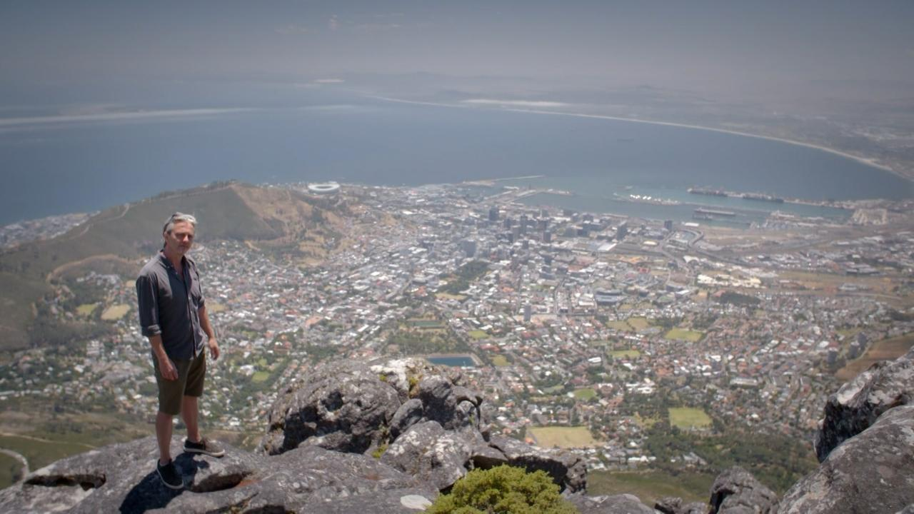 Life-Sized City: Cape Town