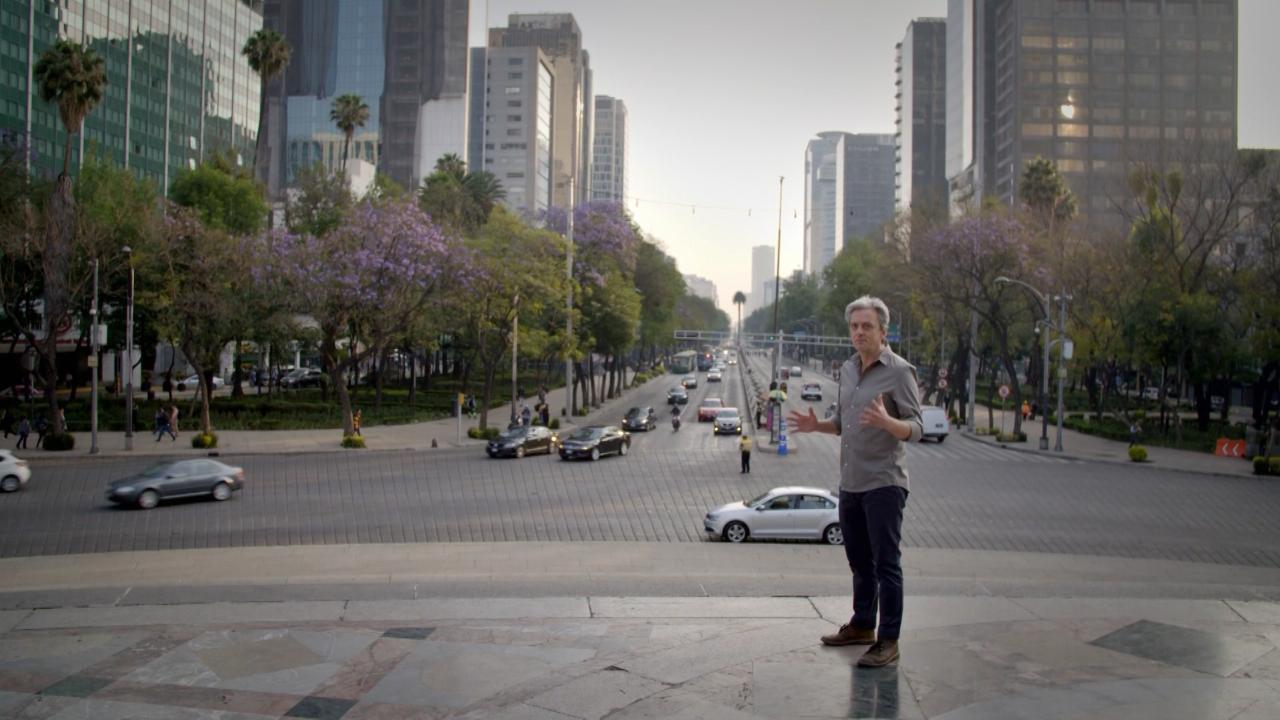 Life-Sized City: Mexico City