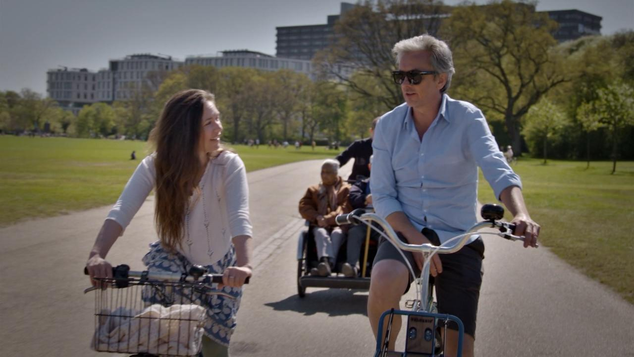 Life-Sized City: Copenhagen
