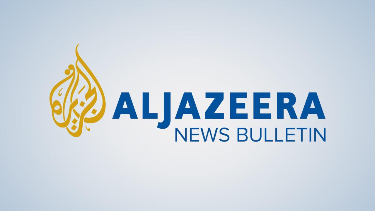 Al Jazeera English News Bulletin August 31, 2020