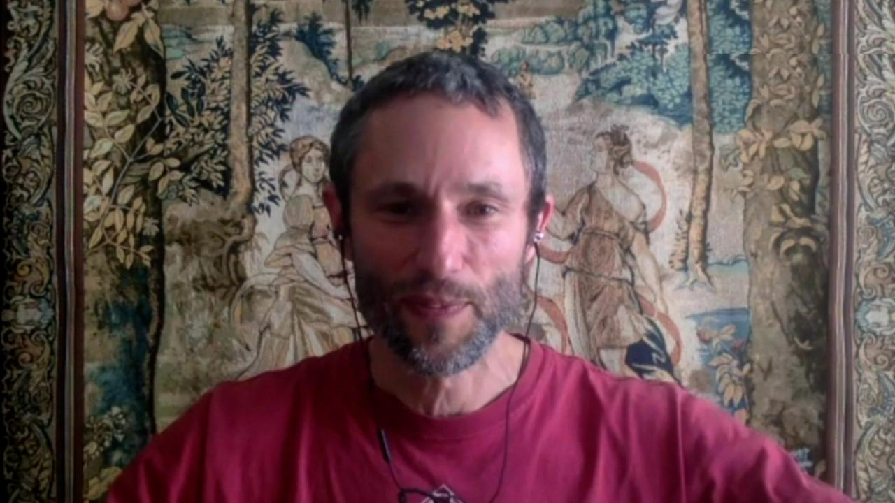 Kamp Solutions: Beyond the Virus - Charles Eisenstein