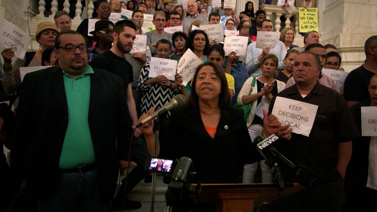 America Reframed: Councilwoman
