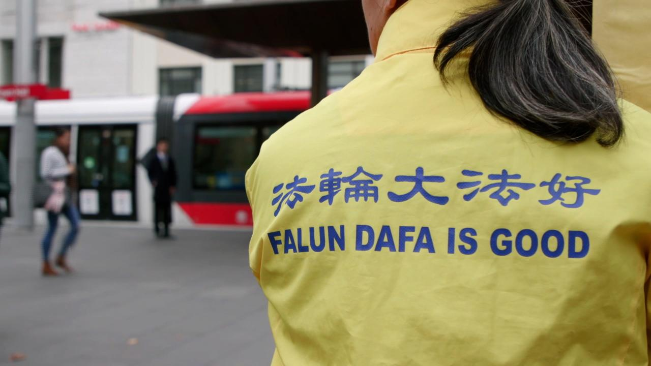 The Power of the Falun Gong