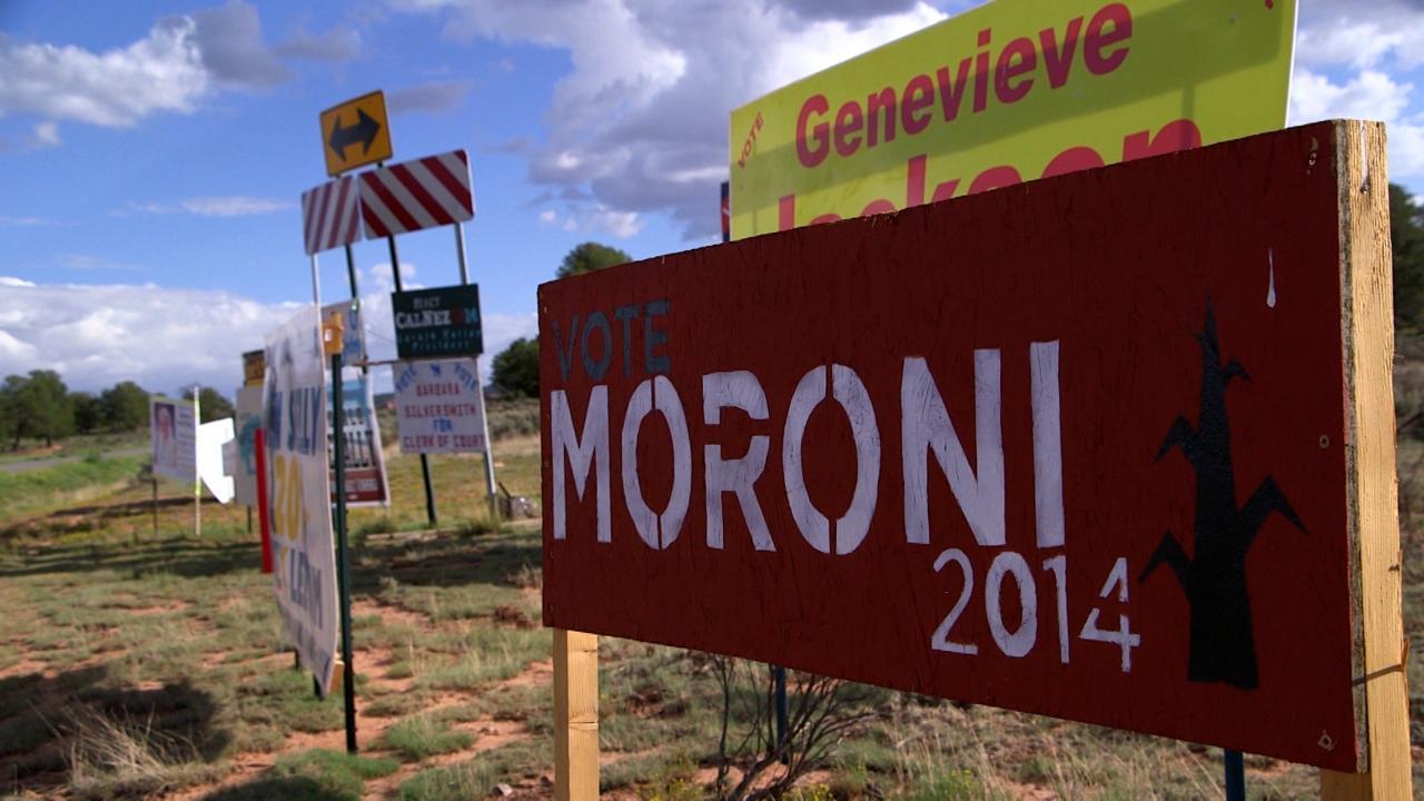 America Reframed: Moroni for President
