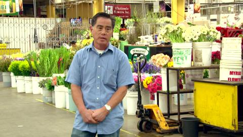 Southern California Flower Market: Kono and Sons