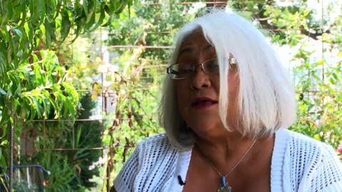 Centro de Arte Publico - Delores Guerrero - A Single Mother