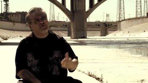 Luis Rodriguez - Writer - Activist - East Los Angeles