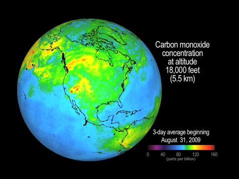 One Big Carbon Footprint