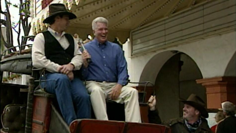 Visiting with Huell Howser: Santa Barbara Stagecoach