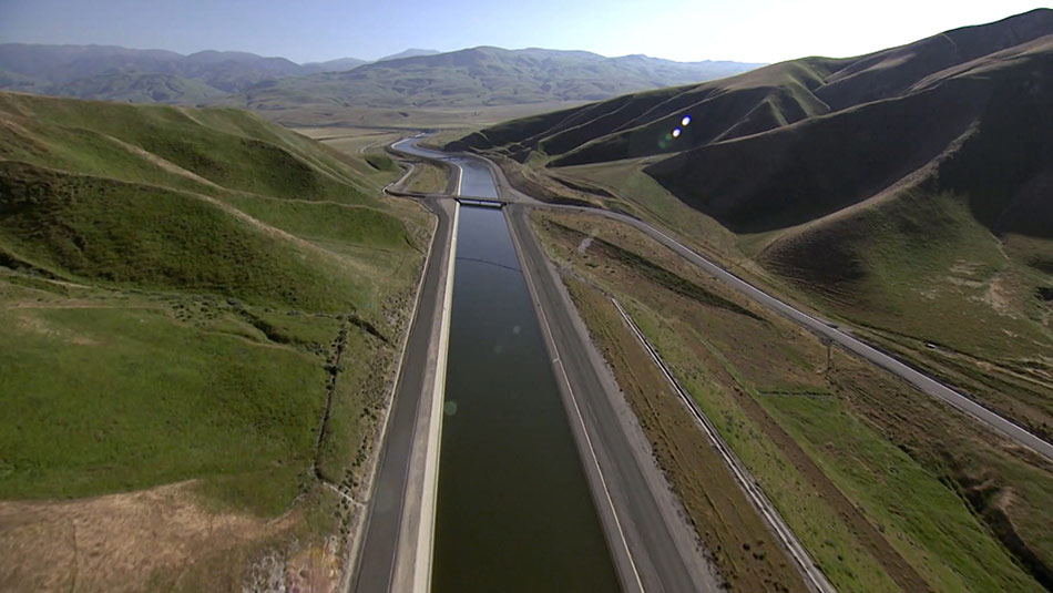 California's Water Supply: On Shaky Grounds?