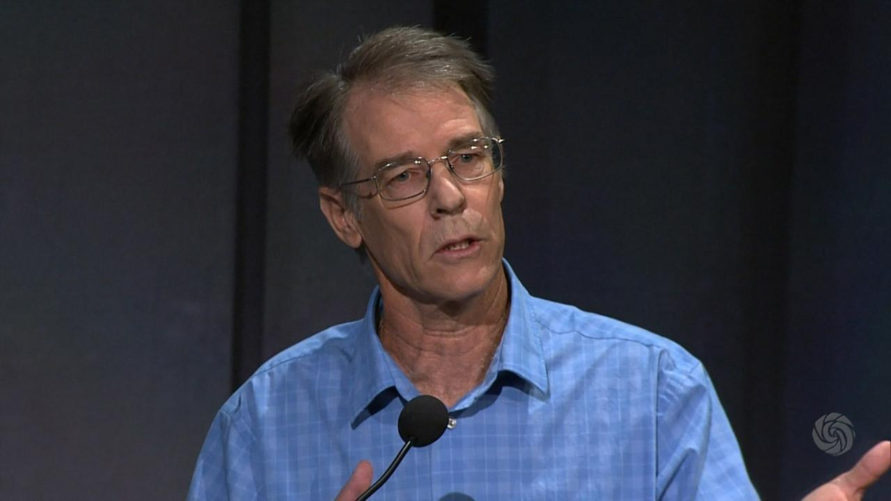 Kim Stanley Robinson - Rethinking Our Relationship to the Biosphere