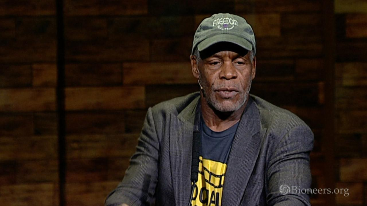 Danny Glover: The Long View for The Short Now-Reimagining Citizenship, Democracy and Nature