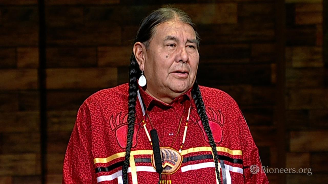 Tom Goldtooth - Stopping the Privatization of Nature and Commodification of Mother Earth
