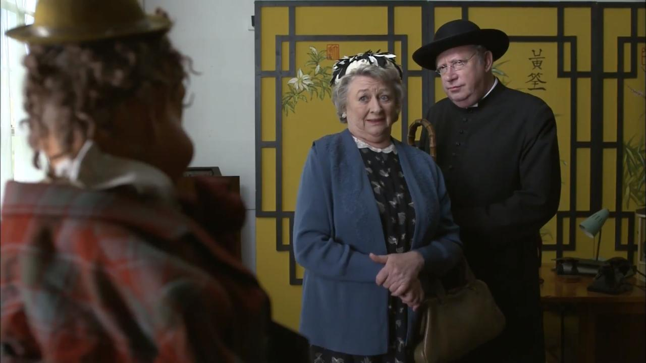 Father Brown: The Crackpot of the Empire