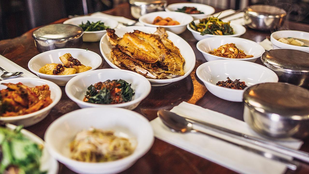 The Migrant Kitchen, Episode 5: Banchan