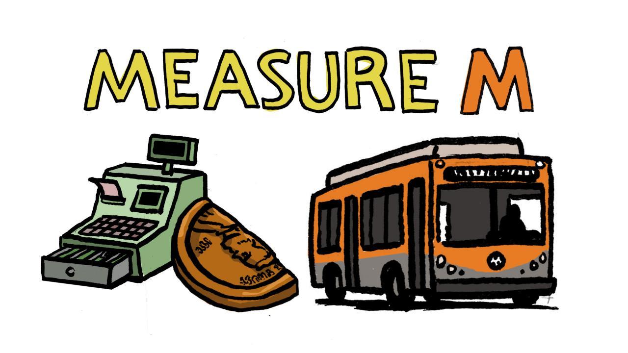 Measure M - L.A. County Sales Tax Increase