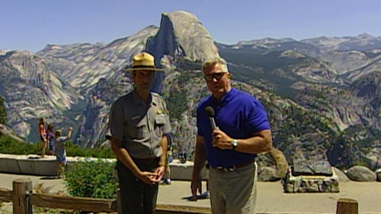 California's Gold: Half Dome
