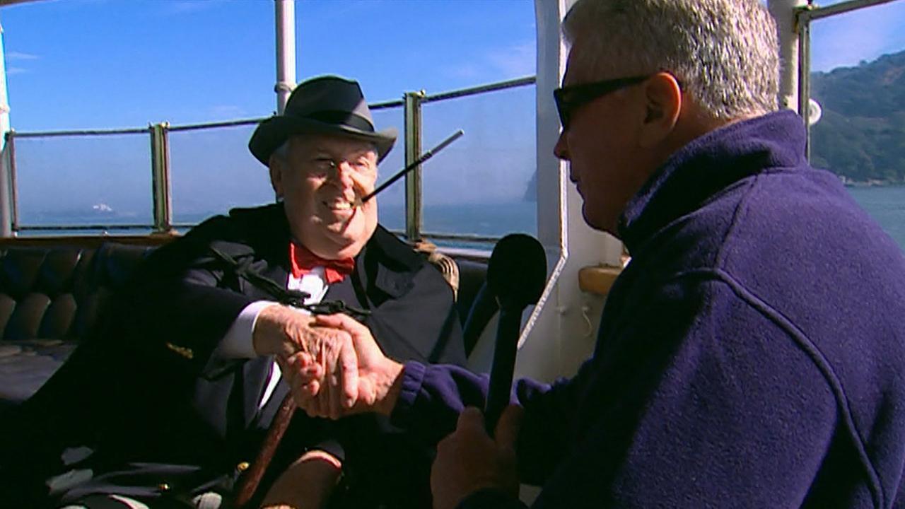California's Gold: FDR's Boat