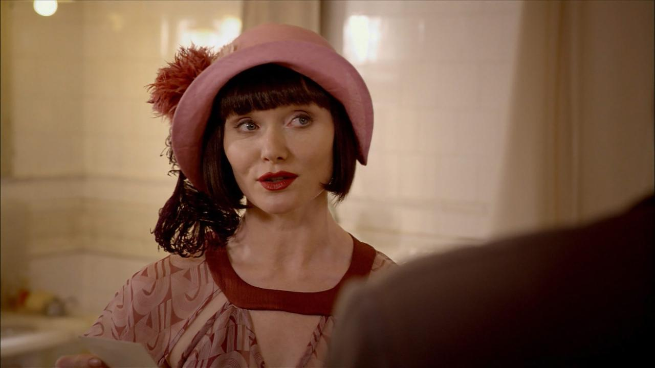 Miss Fisher's Murder Mysteries: Cocaine Blues