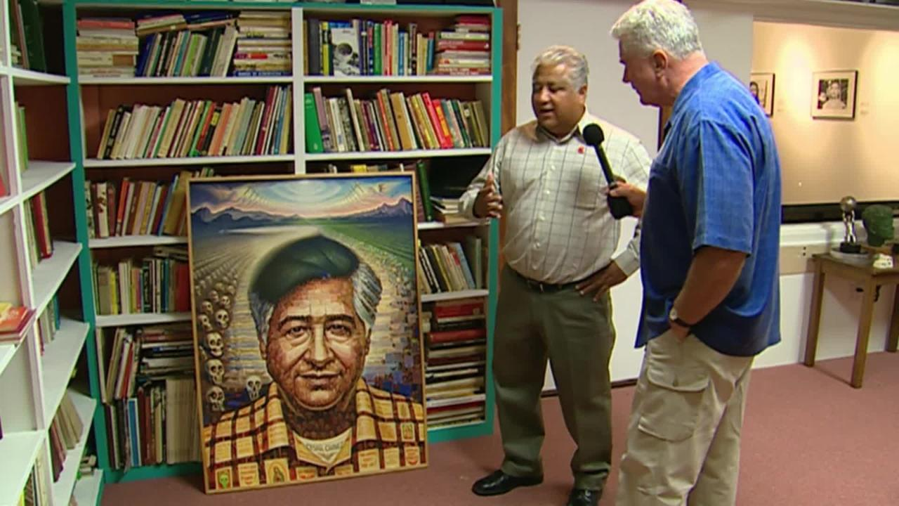 California's Gold: Chavez Center