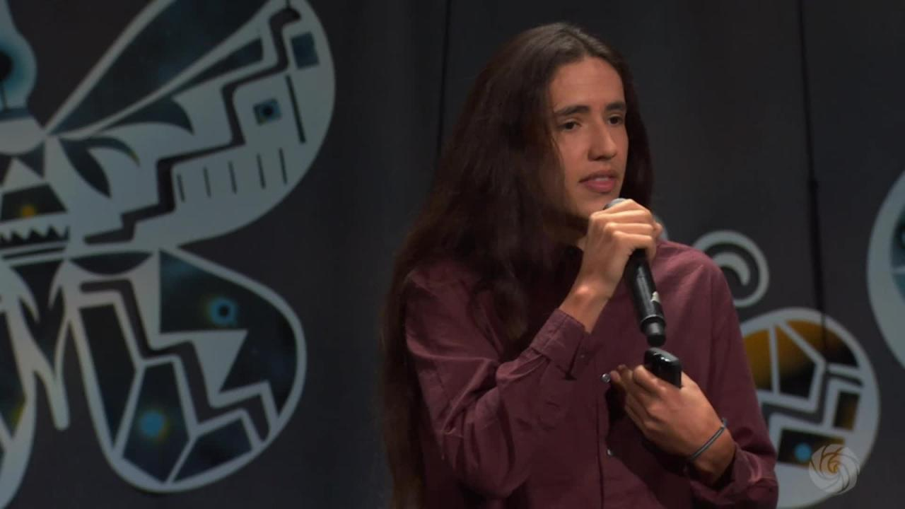 Xiuhtezcatl Martinez: What are we Fighting For?