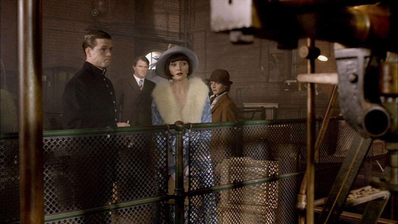 Miss Fisher's Murder Mysteries: Death by Miss Adventure