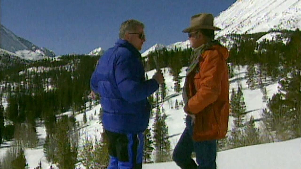 Visiitng with Huell Howser: Snow Show