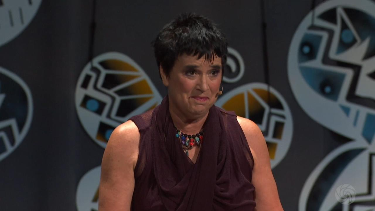 Eve Ensler: Coconut - A New Performance Piece of a Mystical Journey Into a Woman's Body