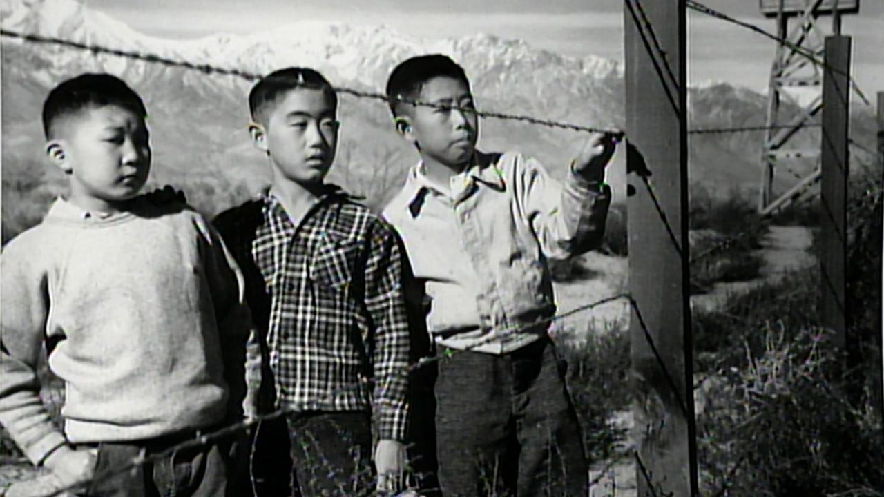 California's Gold: Manzanar