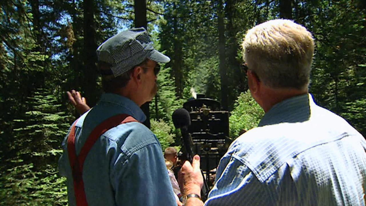 California's Gold: Yosemite Railroad