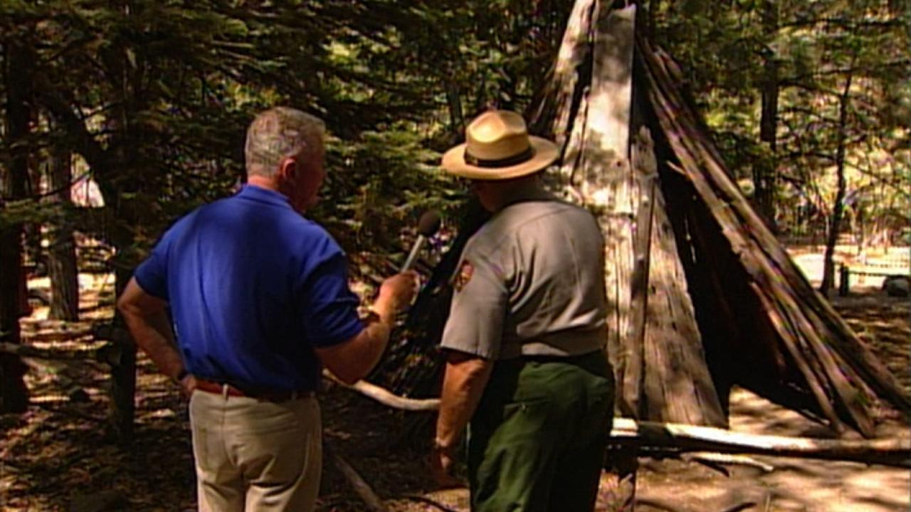 California's Gold: Yosemite Indian History