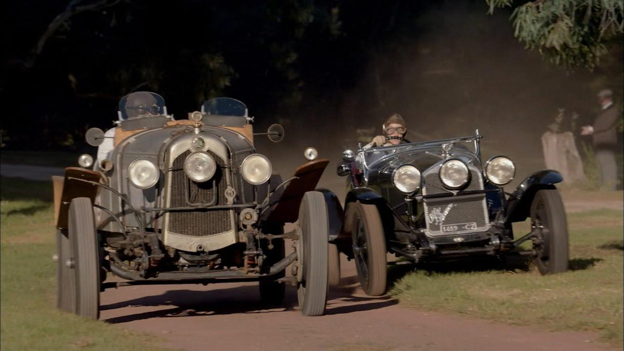 Miss Fisher's Murder Mysteries: Blood at the Wheel