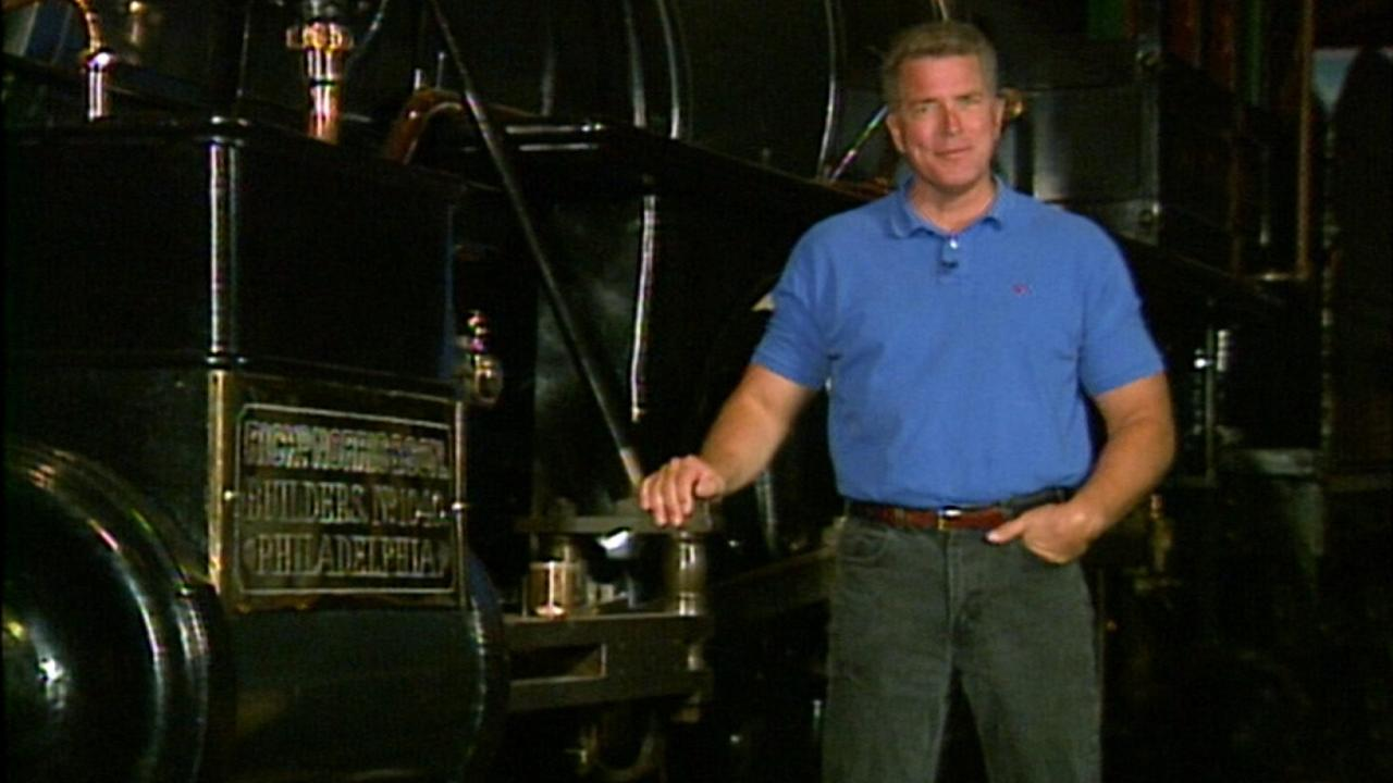 California's Gold: Trains