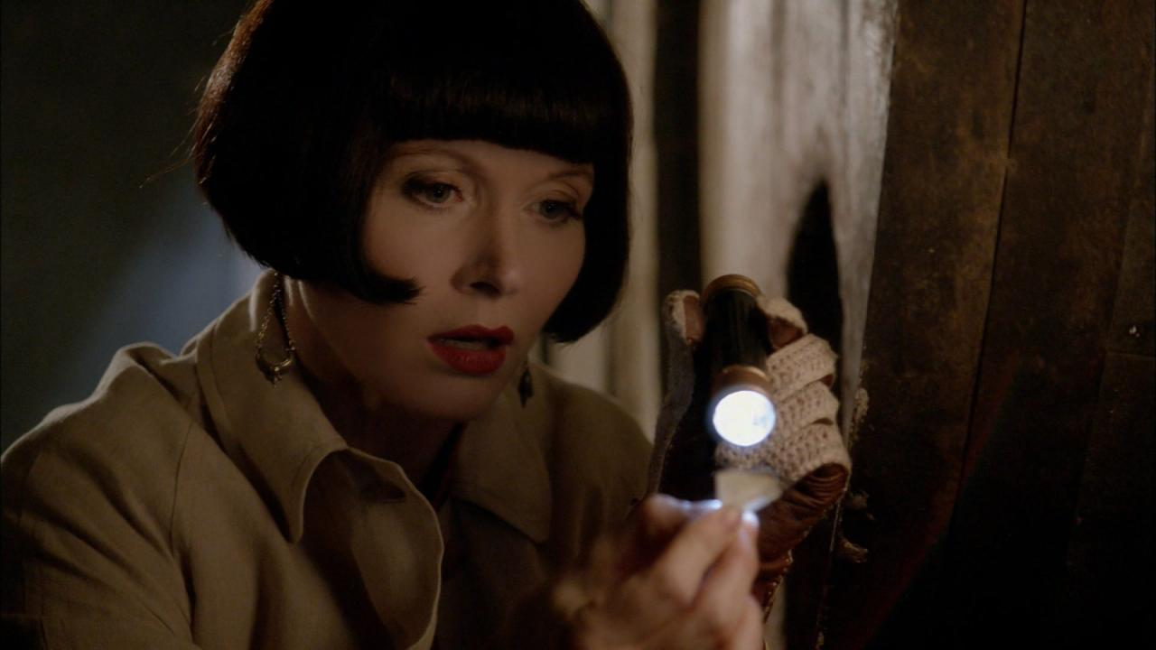 Miss Fisher's Murder Mysteries: Death on the Vine